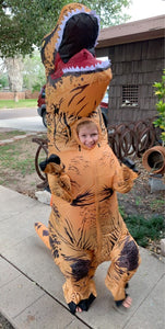 Dinosaur Costume Inflatable T-Rex