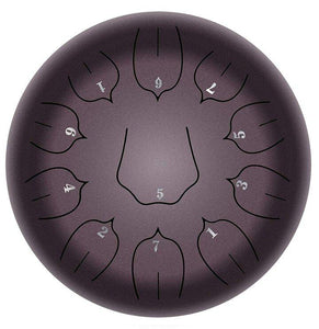 Alloy Steel Tongue Drum