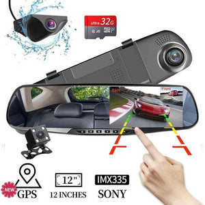 (70% OFF)LCD DVR VIDEO DASH CAM RECORDER| 1080P FHD CAMERA-FREE SHIPPING +FREE 32GB SD CARD