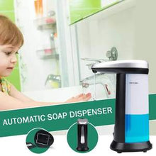 Load image into Gallery viewer, Hands-Free Sanitizer Dispenser