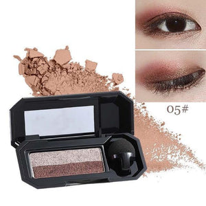 Perfect Dual-Color Eyeshadow