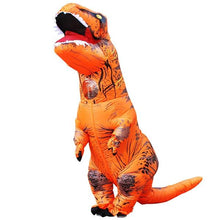 Load image into Gallery viewer, Dinosaur Costume Inflatable T-Rex