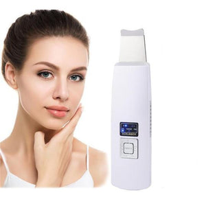 ULTRASONIC DEEP FACE CLEANING SCRUBBER - Secret Lake Store