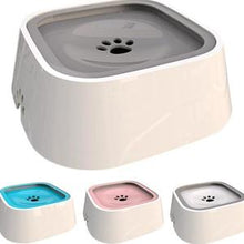 Load image into Gallery viewer, Pet Water Bowl - Anti-spill Dog or Cat Water Bowl