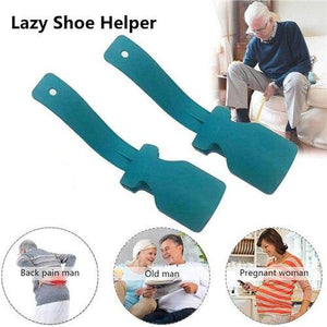 Shoe Helper Wear Shoe Horn Shoelaces