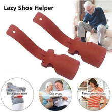 Load image into Gallery viewer, Shoe Helper Wear Shoe Horn Shoelaces