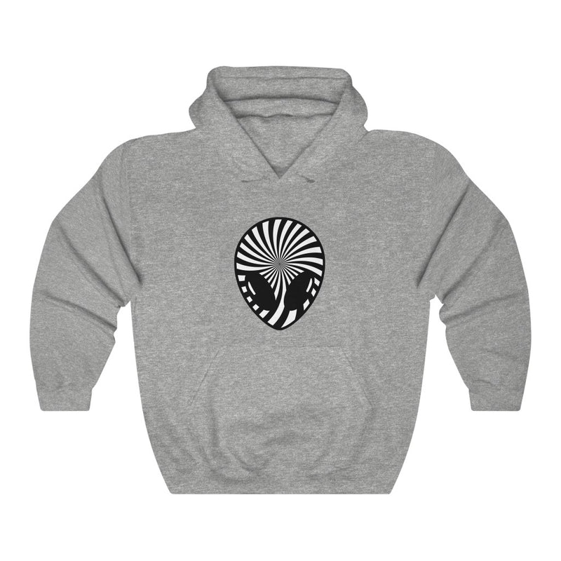 Alien Hypnosis Unisex Heavy Blend™ Hooded Sweatshirt
