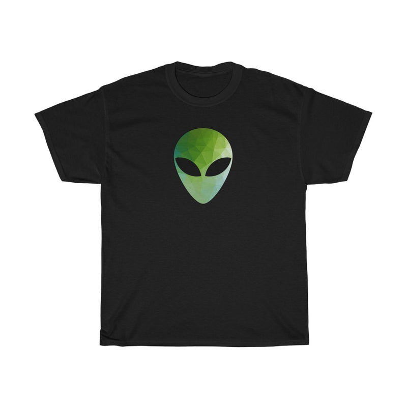 Polygon Alien Unisex Heavy Cotton Tee