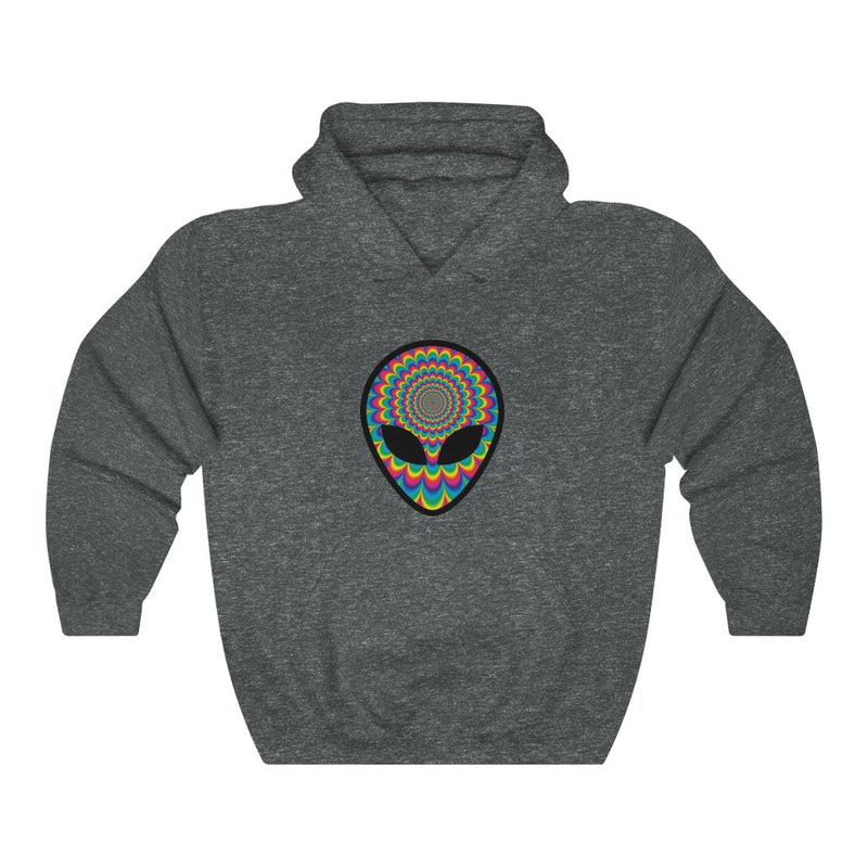 Alien PSY Unisex Heavy Blend™ Hooded Sweatshirt