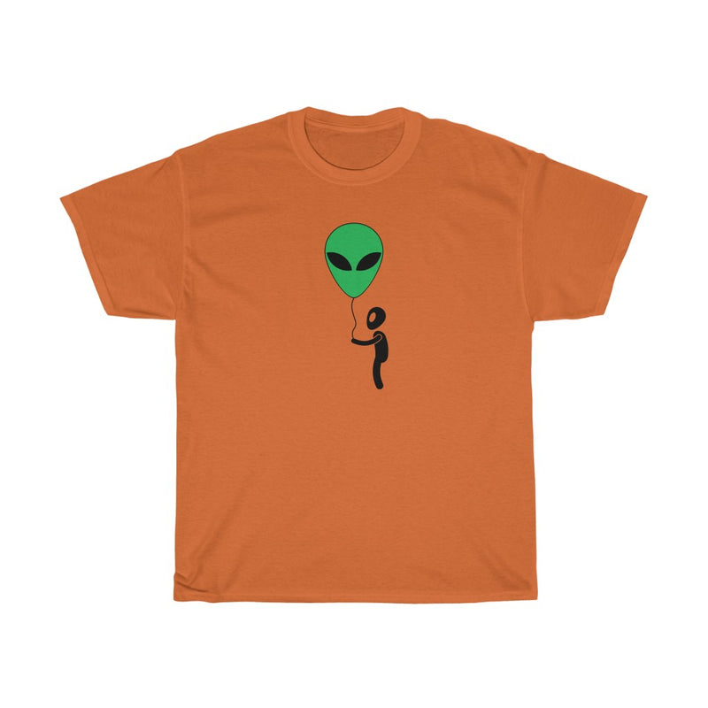 Air Head Alien Unisex Heavy Cotton Tee