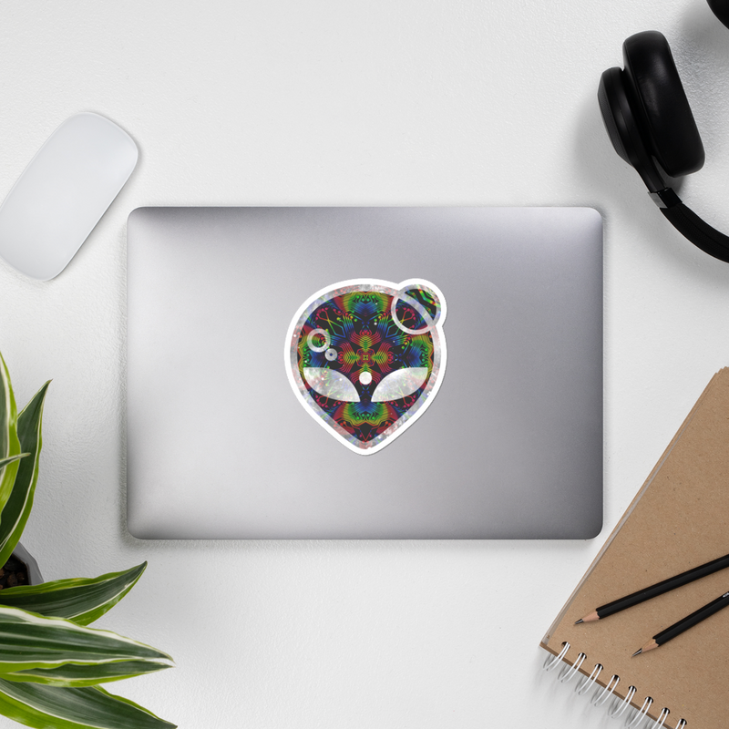 Rainbow Symbology - Bubble-free stickers