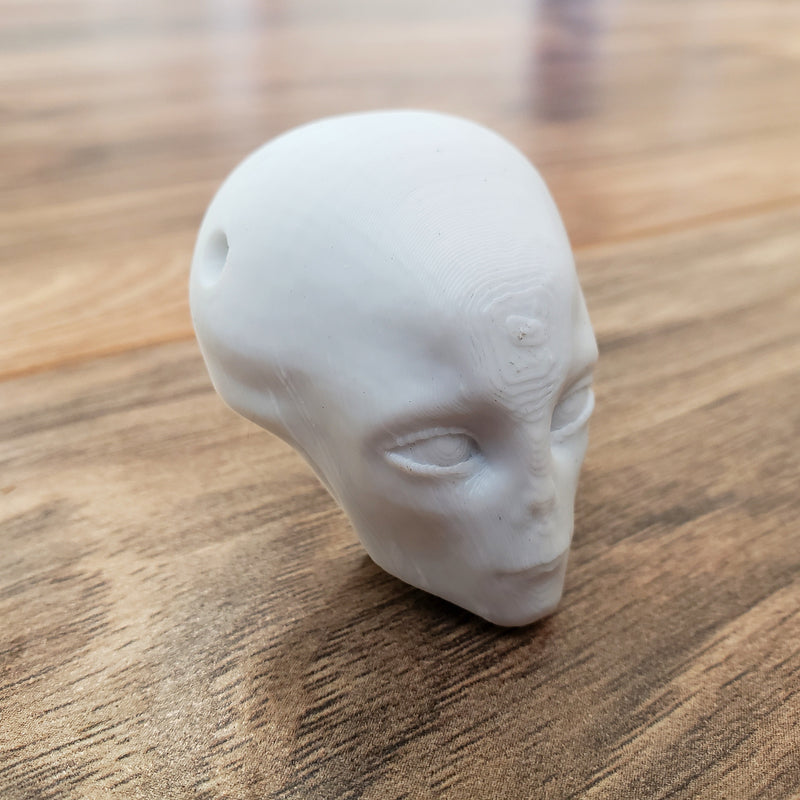 Sani Alien Head Pendant