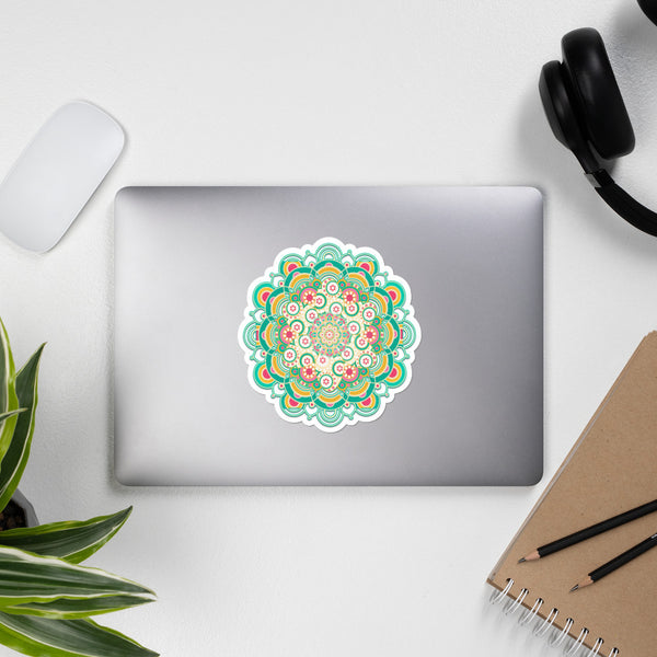 Starflower - Bubble-free stickers