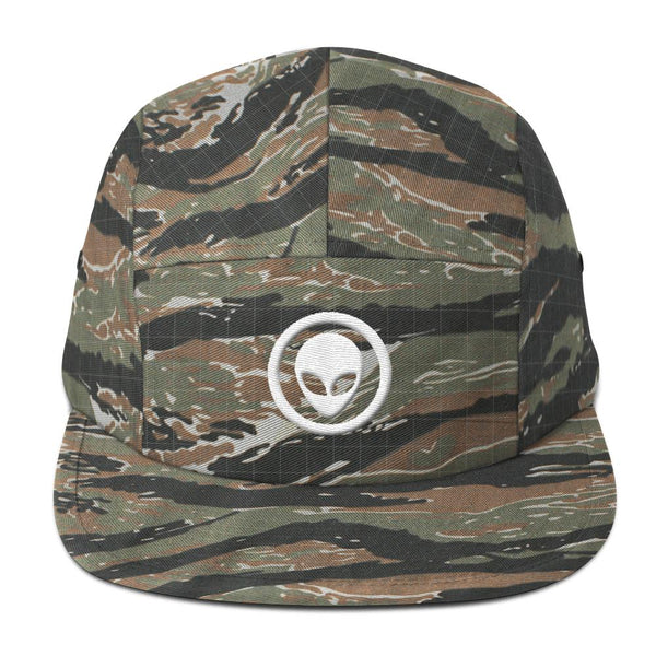 Alien Clothing - Alien Emblem Hat - Five Panel Cap - Alien Symbology