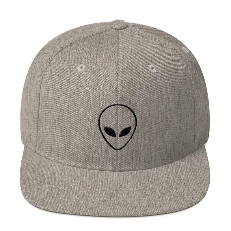 Alien Clothing - Alien Symbology Snapback Hat - Alien Symbology
