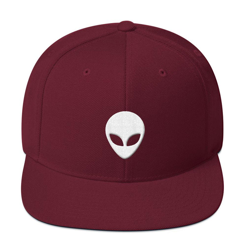 Alien Clothing - Basic Alien Symbology Snapback Hat - Alien Symbology