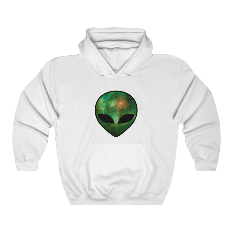 Cosmic Alien Unisex Heavy Blend™ Hooded Sweatshirt