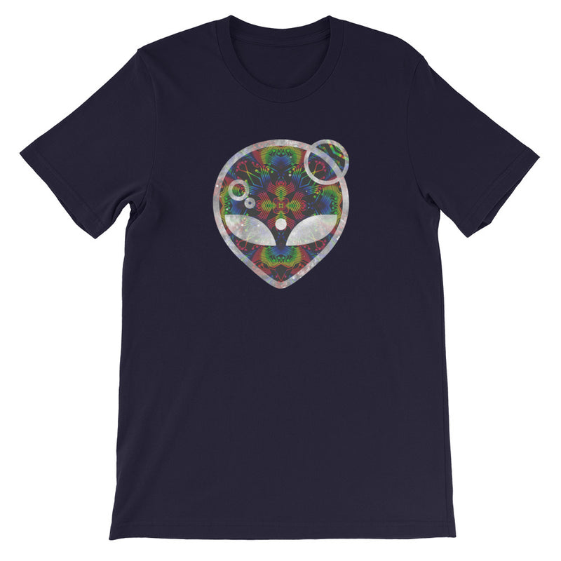 Rainbow Symbology Short-Sleeve Unisex T-Shirt