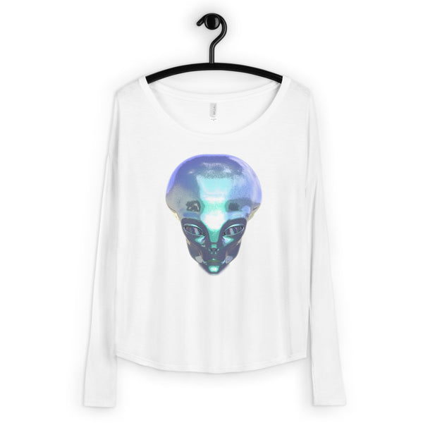 Alchemical Symbology - Ladies' Long Sleeve Tee