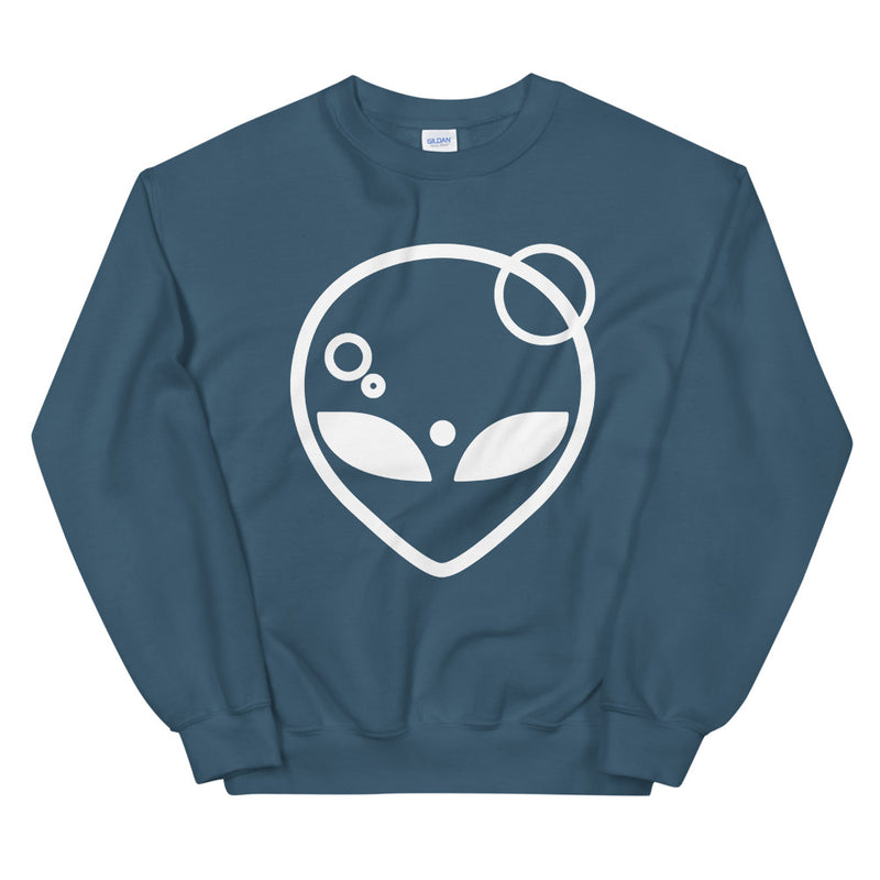 Alien Symbology Unisex Sweatshirt
