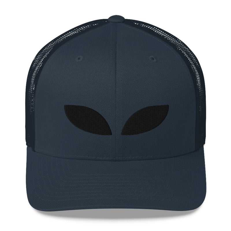 Alien Eyes Trucker Cap