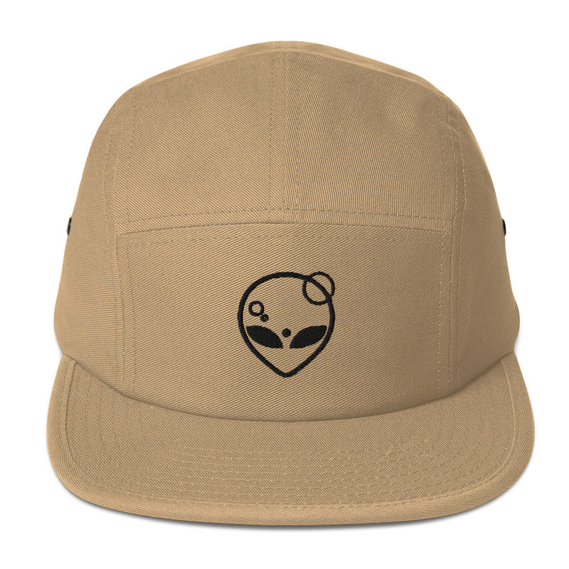 Alien Symbology Hat - Five Panel Cap