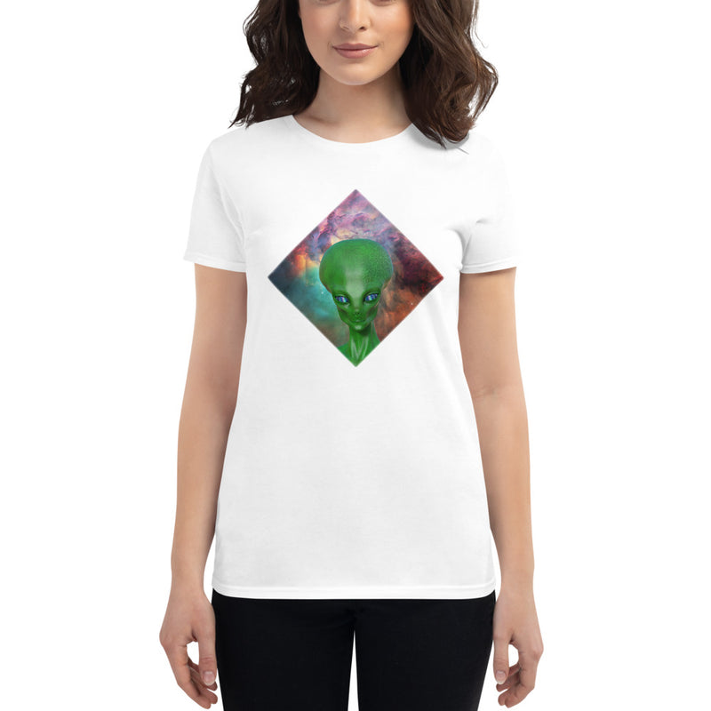 The Watcher - Women's short sleeve t-shirt
