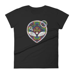 Rainbow Symbology Women's short sleeve t-shirt