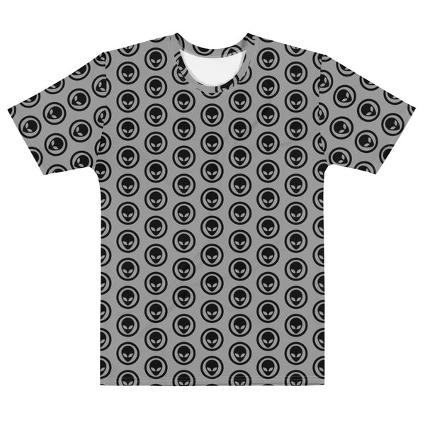 Alien Emblem All Over Men's T-shirt
