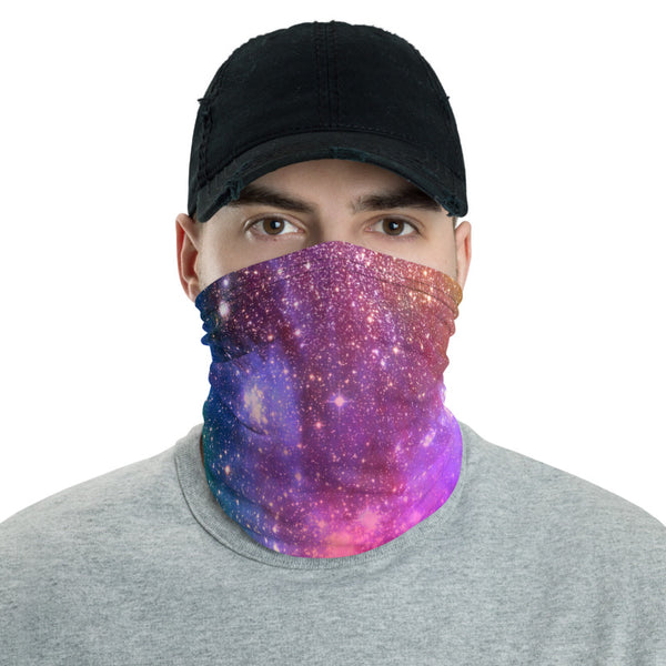 Space Nebulae Mask