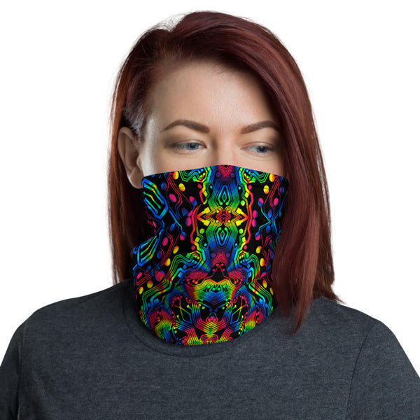 Kaleidoscopic Mask