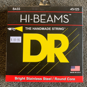 DR HI-BEAMS MR5-45, 5 String Bass Strings
