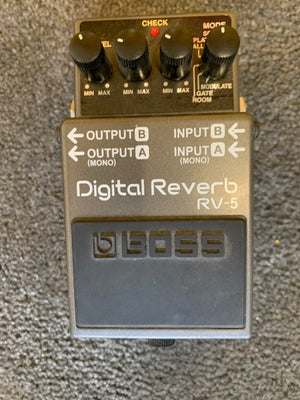 Boss Digital Reverb