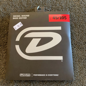 Dunlop NW Electric Bass Strings 45-105