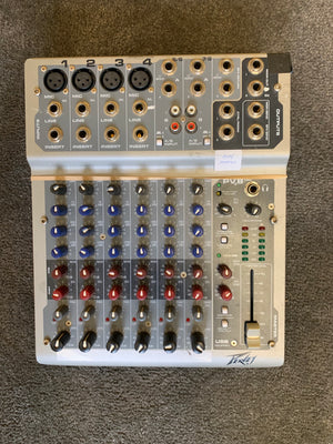 Peavey 8 channel mixer