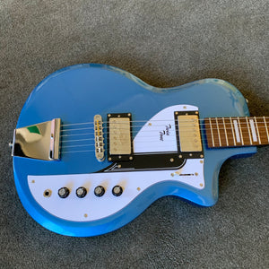 Eastwood - Airline Twin Tone - Metallic Blue