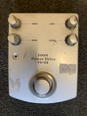 Zoom Powerdrive PD-01