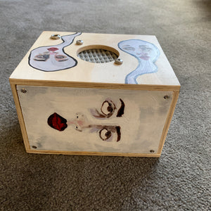 UglyMan Mini Cigarbox Guitar Amps