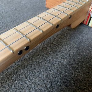 Maxey 3 string Cigar Box Guitar