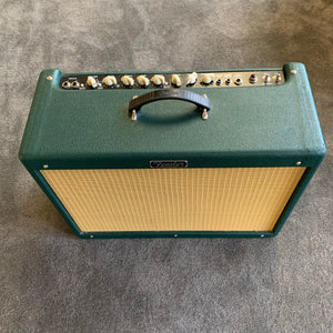 Fender Hot Rod Deluxe III Emerald Green