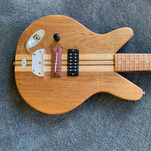 Little Crow Guitars - Blues Plank JJ NT6 Left handed