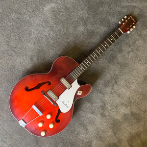 Airline H72 Archtop