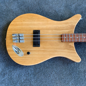 Little Crow Guitars - B03 Bass