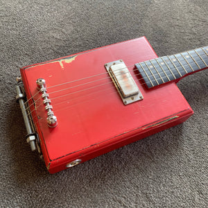 Maxey 5 String Cigar Box Guitar