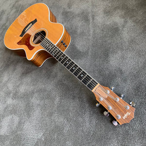 Taylor 414ce Ovangkol Acoustic Electric Guitar