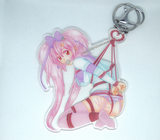 Innocent Girls Keychains