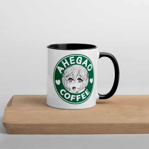 Ahegao Coffee Cup