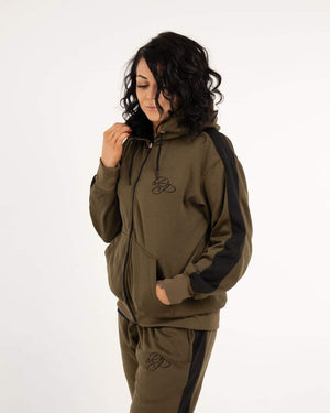 DP Tracksuit With Zipped Hoodie