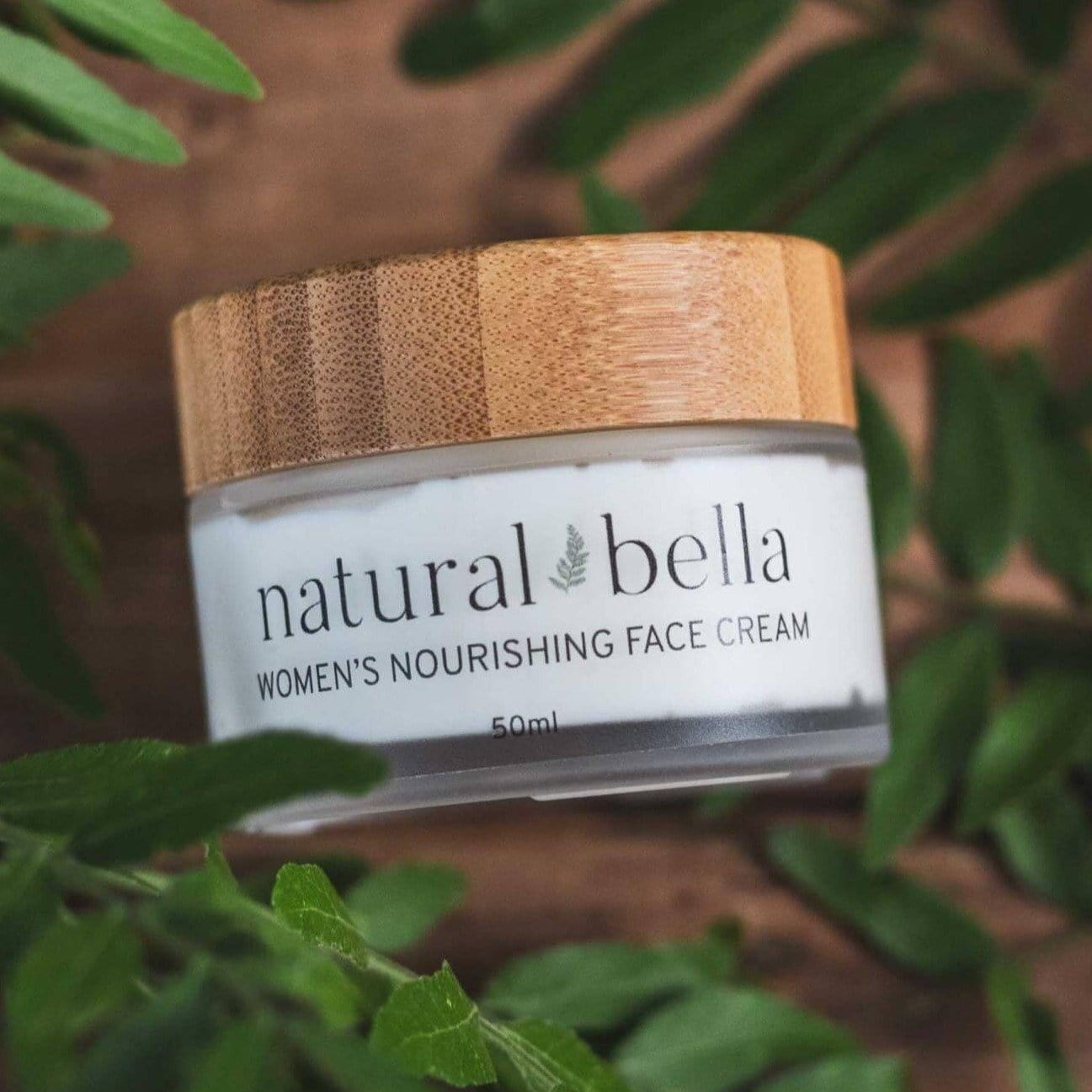 NaturalBella Women's Nourishing Face Cream