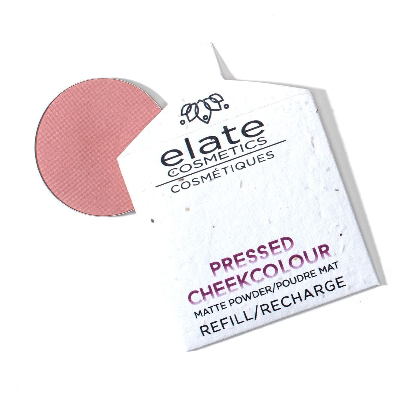 Elate Cosmetics Pressed Cheek Color Brave Refill